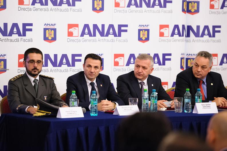 Șeful ANAF și vicepreședintele, sub acuzarea DNA. Ministrul Finanțelor le cere demisia. Al 4-lea șef ANAF înghesuit de procurori