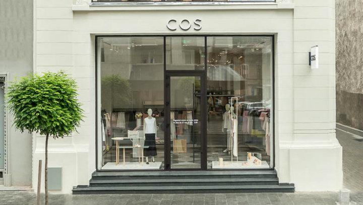 FOTO H&M a deschis astăzi primul magazin premium COS din România