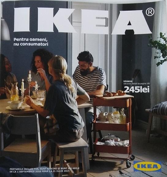 IKEA a lansat noul catalog în România