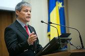 Cioloș vrea încurajarea firmelor românești să investească în Republica Moldova, dacă reformele continuă
