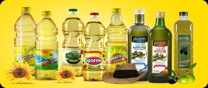 Producătorul de ulei Prutul Galați își finanțează materia primă și activitatea cu credite de 37,5 milioane euro de la Raiffeisen Bank