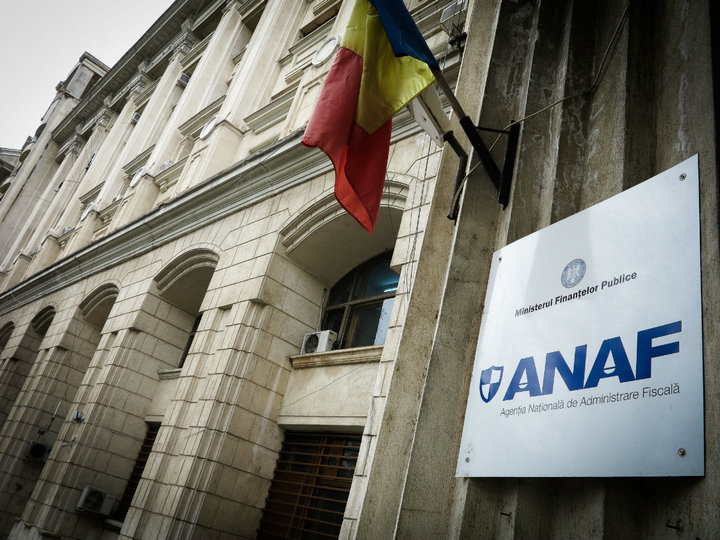 ANAF a primit patru oferte de servicii bancare pentru plata prin www.ghiseul.ro