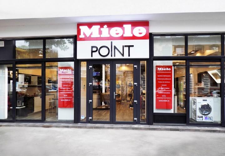 Miele deschide al doilea magazin din București, cu un format nou, după o investiție de 100.000 de euro