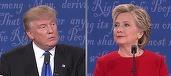Clinton și Trump s-au înfruntat într-o dezbatere înverșunată, în care s-au acuzat reciproc de minciuni și falsuri