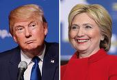 Contradicțiile și inexactitățile formulate de Trump și Clinton în dezbaterea electorală