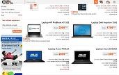 Afacerile CEL.ro, al doilea retailer local online, se vor apropia de 260 milioane de lei în acest an