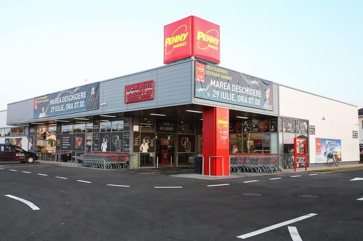 Rewe va transforma șase din cele 8 magazine XXL Mega Discount în Penny Market și va renunța la celelalte două