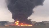 VIDEO Accident aviatic în Malta. Cinci angajați FRONTEX au murit