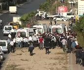 VIDEO Explozie în Antalya, în apropiere de Camera de Comerț