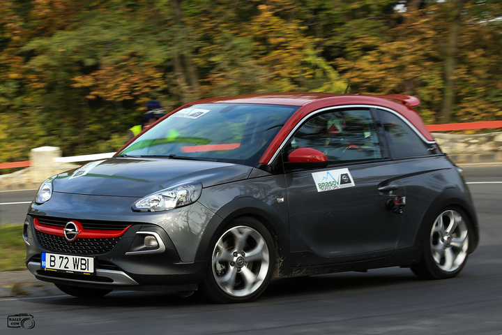 (P) Trofeul Opel - etapă decisivă în Campionatul Național de Viteză în Coastă