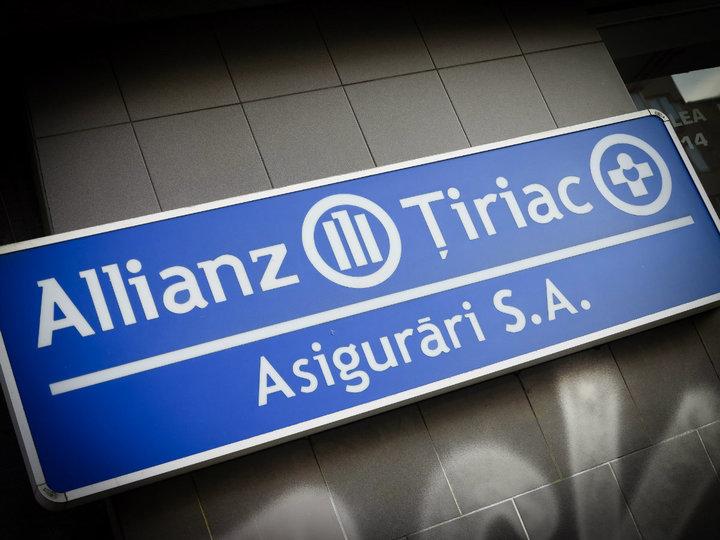 Ieșirea unor asigurători RCA de pe piață a sporit afacerile Allianz-Țiriac la peste 900 milioane de lei la 9 luni