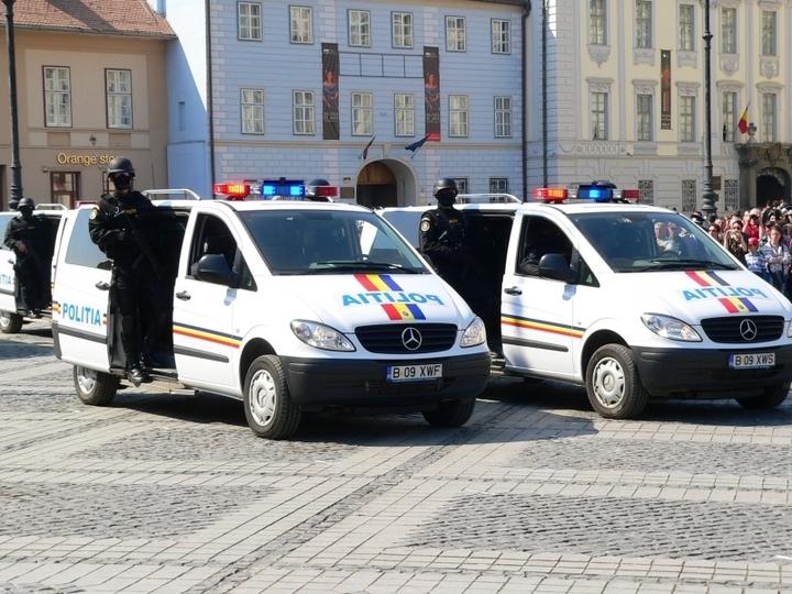 Omniasig vrea să reînnoiască polița RCA pentru parcul auto al Poliției Române