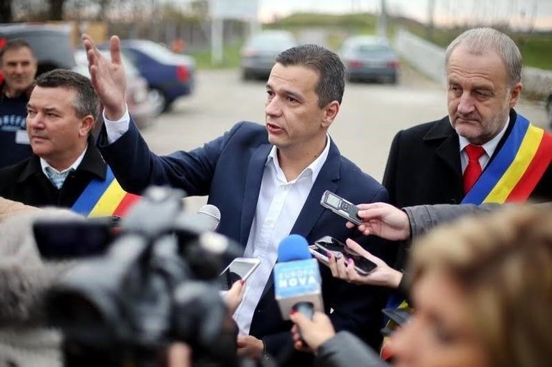 Președintele Klaus Iohannis a semnat decretul prin care Sorin Mihai Grindeanu este desemnat candidat la funcția de prim-ministru