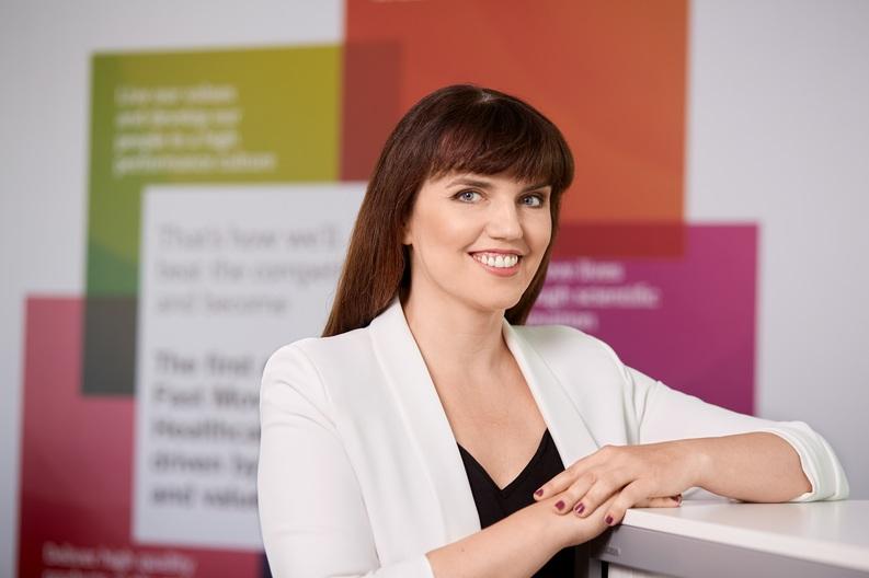 GSK Consumer Healthcare România și Balcani are un nou director general