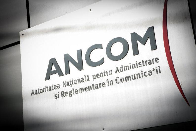 ANCOM anulează a doua oară licitația pentru stabilirea tarifelor de acces al operatorilor telecom pe proprietatea publică