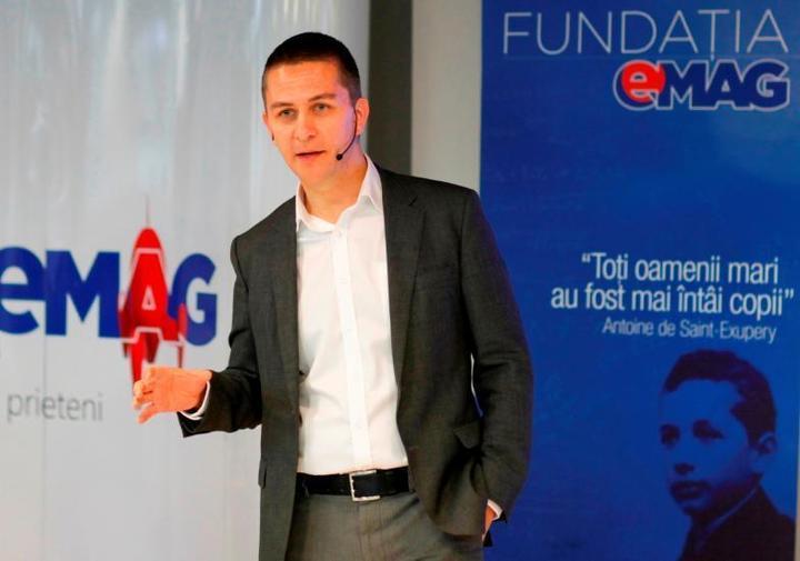 eMAG: Platforma Marketplace va depăși vânzări de un miliard de lei în acest an
