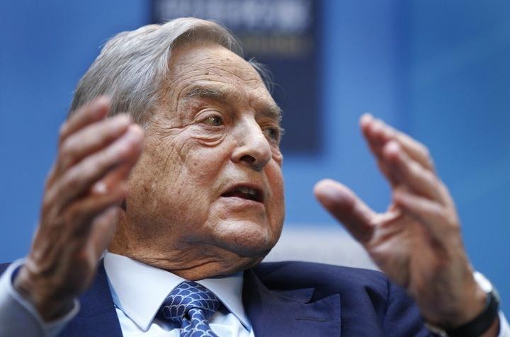 """Soros îl critică dur pe Trump la forumul de la Davos: un """"ucenic-dictator"""" care va eșua în mandatul său"""
