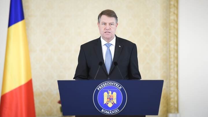 Iohannis cere Guvernului retragerea ordonanțelor privind grațierea și modificarea Codului penal