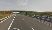 Circulația pe un segment al autostrăzii Orăștie - Sibiu a fost reluată, după ce a fost închisă din cauza unei denivelări