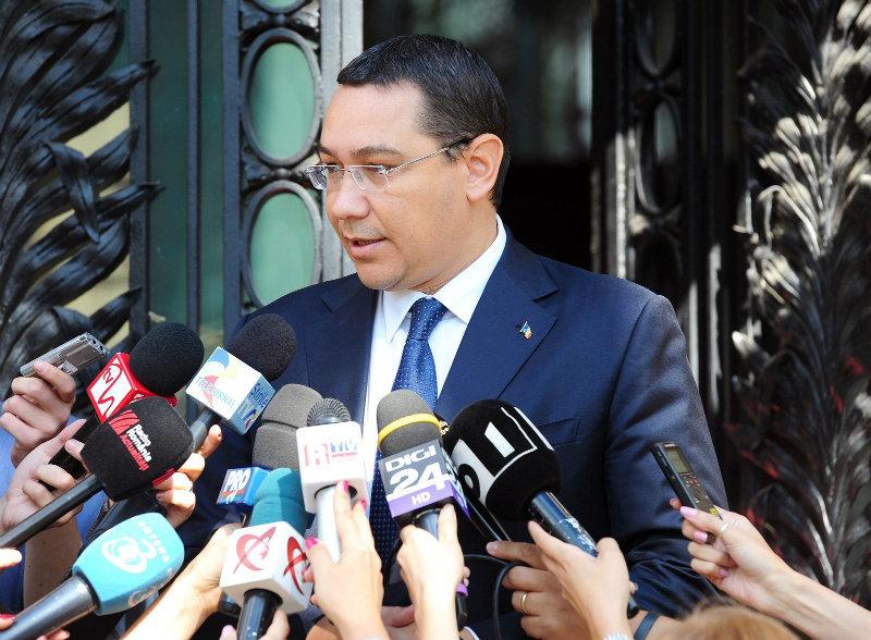 Fostul premier Ponta pierde procesul cu Unirea Shopping, în care vrea daune morale de 60.000 euro pentru videoclipuri