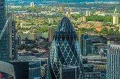 Londra ar putea pierde poziția de capitală financiară a Europei; Frankfurt i-ar putea lua locul