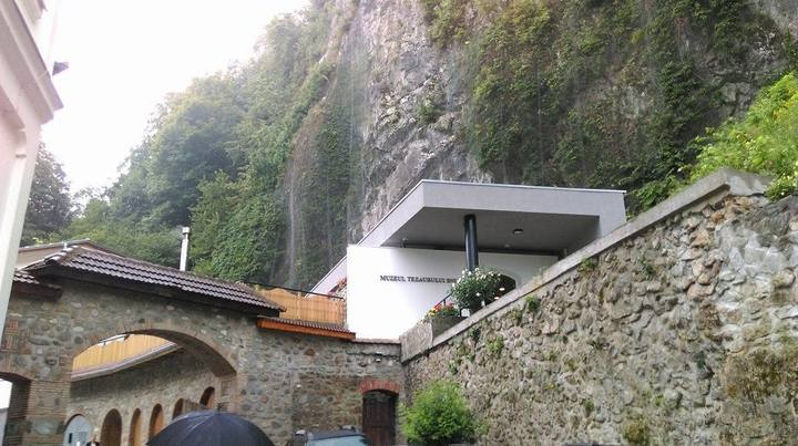 FOTO & VIDEO Aurul BNR, la Muzeul Tezaurului de la Tismana