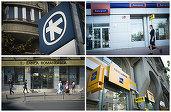 Criza din Grecia omoară speranțele de expansiune ale băncilor elene în străinătate