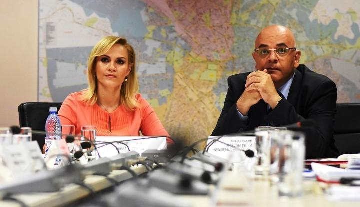 Firea îi promite lui Arafat terenuri și 4 milioane euro pentru 13 subunități noi de pompieri în Capitală