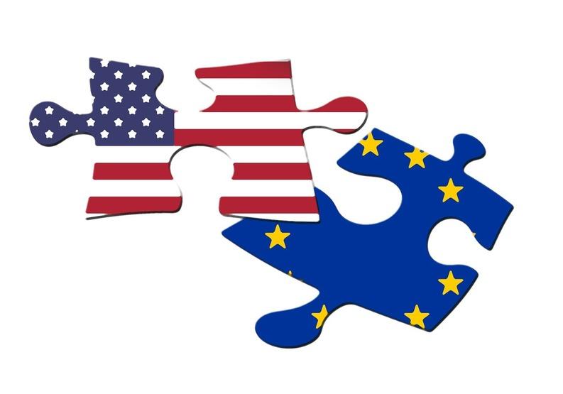 Nimeni nu iubește Europa: Piețele europene și cele americane consemnează cel mai mare ecart din ultimii patru ani