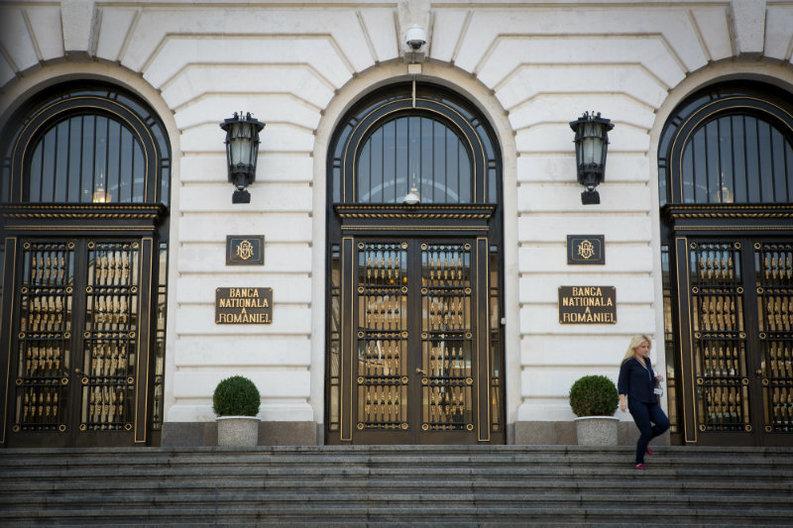 BNR a crescut cerința de capital pentru băncile locale