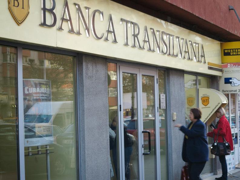 BERD este vânzătorul pachetului de 2,86% din titlurile Băncii Transilvania. Instituția internațională a încasat peste 54 milioane euro