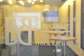 Bursa de la București câștigă jumătate de procent pe volume foarte modeste
