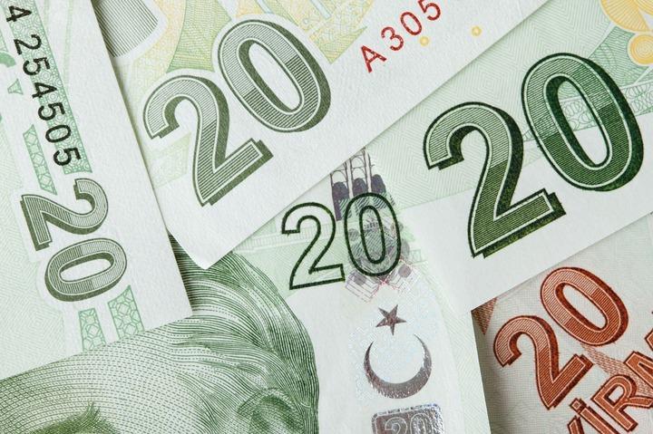 Cea mai mare prăbușire zilnică a lirei turcești de la lovitura de stat din iulie
