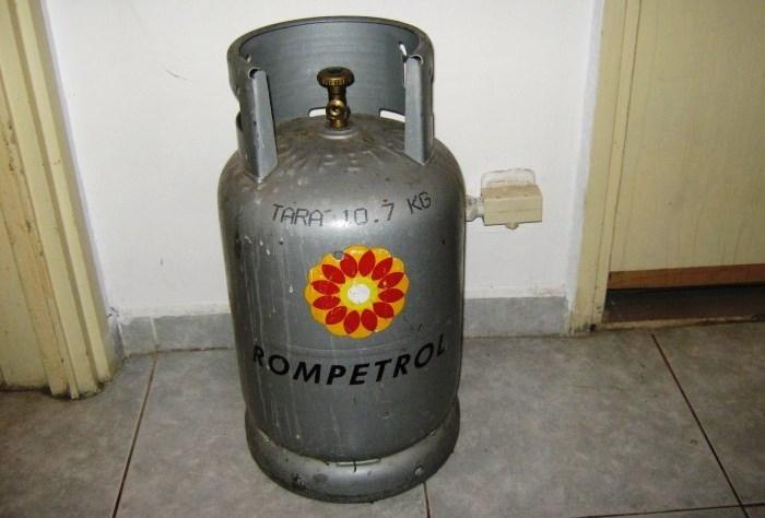 Rompetrol: Sechestrul DIICOT blochează producția de GPL pentru butelii de aragaz de la Petromidia