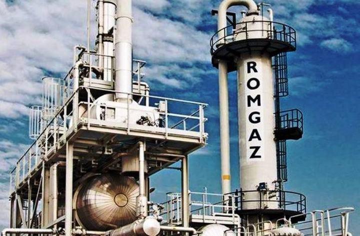 Consumul de gaze a scăzut anul trecut cu 5%, importurile au acoperit doar 2,4% din necesarul României