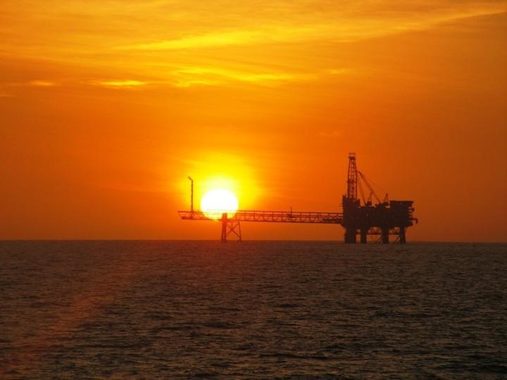 Iohannis a discutat cu șeful OMV Petrom despre exploatarea zăcămintelor de hidrocarburi din Marea Neagră