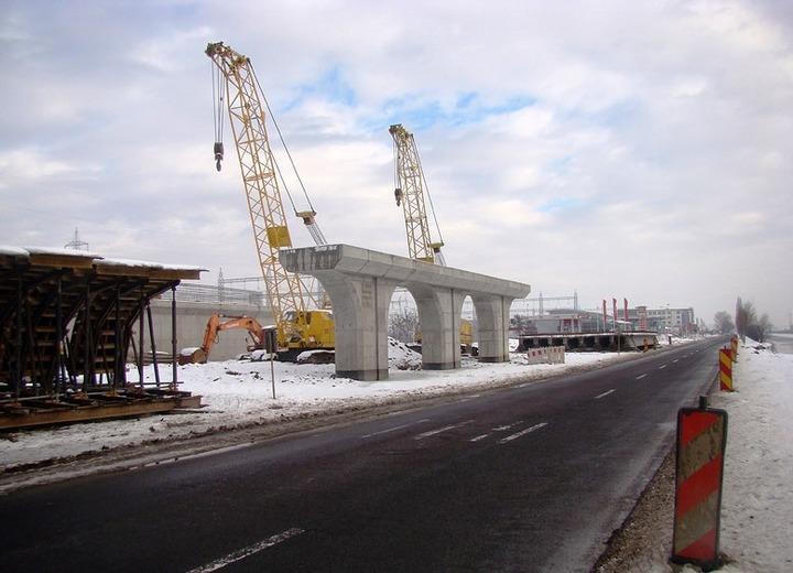 EXCLUSIV După 3 ani, ELCEN cere în instanță PMB despăgubiri pe un teren expropriat pentru pasajul Grigorescu-Splai Dudescu