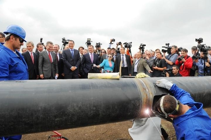 Republica Moldova cere 41 milioane de euro împrumut de la BERD pentru extinderea gazoductului Iași-Ungheni