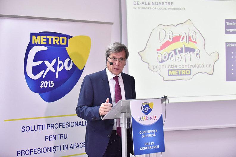 Metro Cash & Carry închide în martie magazinul din Brăila