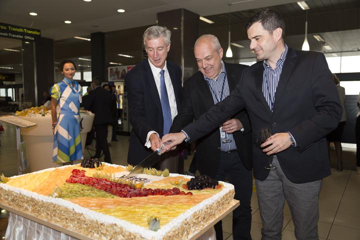 Grupul Emirates a deschis două restaurante Left Bank în Aeroportul Internațional Henri Coandă