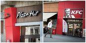 Afacerile KFC și Pizza Hut au depășit pentru prima dată pragul de 100 milioane de euro