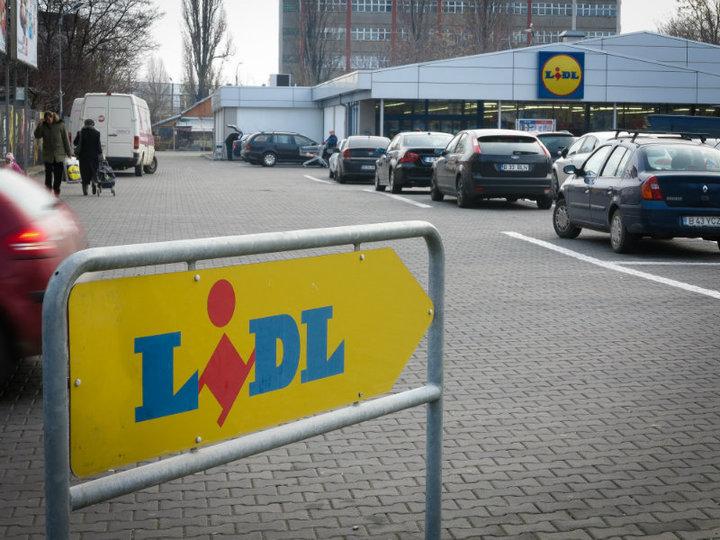 Lidl închide magazinul din strada Sergent Ștefan Crișan din Capitală pentru renovare