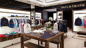 Brandul de haine preferat al lui Băsescu, Paul & Shark, a tras obloanele magazinului de pe Calea Victoriei