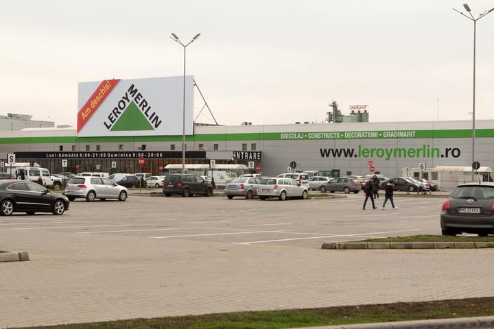 Leroy Merlin deschide vineri la Timișoara al 15-lea magazin din rețea