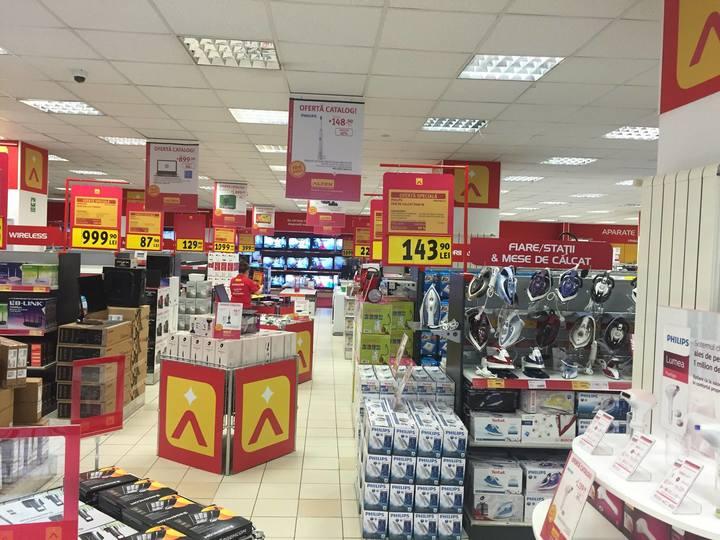 ALTEX România recrutează peste 450 de angajați pentru magazinele rețelei