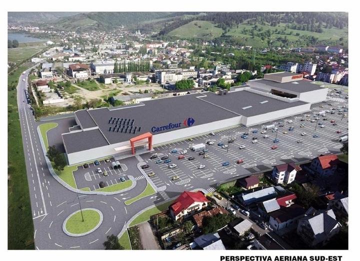 FOTO NEPI a deschis mall-ul din Piatra-Neamț, investiție de 25 milioane euro