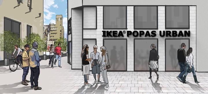 Ikea creează o zonă de relaxare în centrul Bucureștiului, care va funcționa între 21 decembrie 2016 și 29 ianuarie 2017