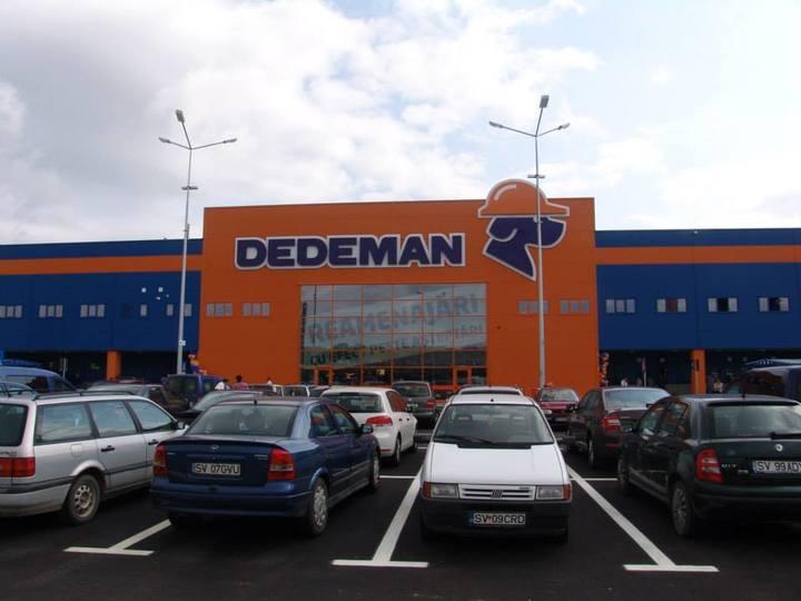 Dedeman a cumpărat două terenuri în Zalău de la producătorul de cărămizi Cemacon pentru 1,9 milioane euro