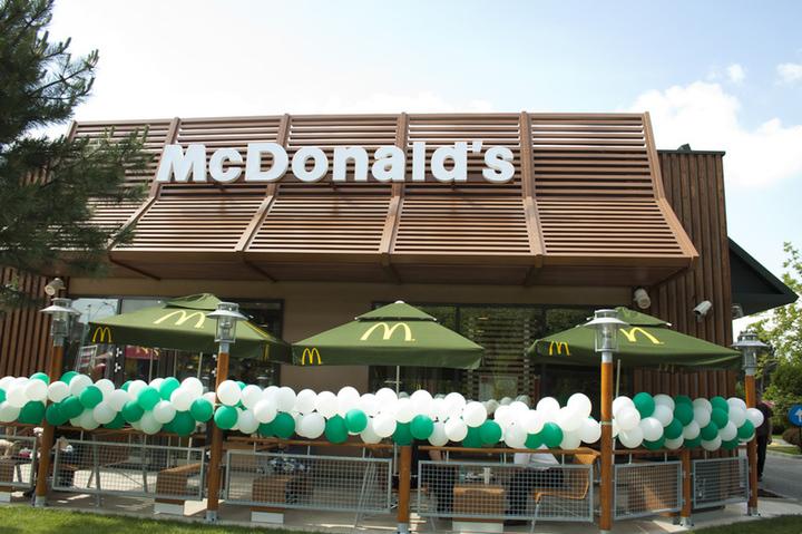 McDonald's a investit peste 6,5 milioane lei în remodelarea a două restaurante din Brașov și Timișoara