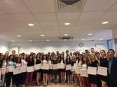 37 de studenți de la Politehnică, absolvenți ai cursurilor Orange Educational Program